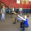 Wounded Warrior Project Hosts TRX Workout for Injured Veterans