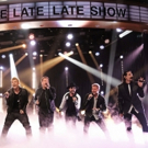 VIDEO: James Corden Rocks Out with The Backstreet Boys!
