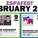 Kelli O'Hara, Alexander Dinelaris, Judy Gold, Josh Harmon and More Set for ESPAFest Workshops