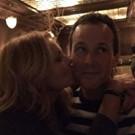 PHOTO: FULL HOUSE Sweethearts Scott Weinger & Candace Cameron Bure Reunite on Set!