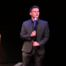 STAGE TUBE: HAMILTON's Jonathan Groff Sings from A NEW BRAIN at Curran