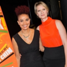 Photo Flash: Staceyann Chin and Cynthia Nixon Get Ready for Culture Project's MOTHERSTRUCK