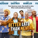 NBC Greenlights Second Season of BETTER LATE THAN NEVER