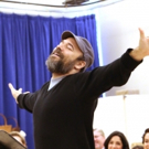 Photo Coverage: Go Inside Rehearsal with Danny Burstein & the Cast of FIDDLER ON THE ROOF!