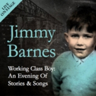 Jimmy Barnes' WORKING CLASS BOY Hits #1 for Third Week; Tour Announced!