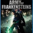 ARMY OF FRANKENSTEINS Gets Release Deate