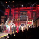 STAGE TUBE: IN TRANSIT Company and Creative Team Take Opening Night Bows