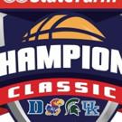 ESPN's State Farm Champions Classic Men's Basketball Doubleheader Renews through 2019
