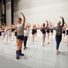 Photo Coverage: Young Dancers Make Broadway Debuts in AN AMERICAN IN PARIS Dance Class!