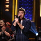 VIDEO: Brett Eldredge Performs 'Drunk on Your Love' on TONIGHT SHOW