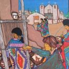 Amado Pena's TESOROS DEL PUEBLO Selected as Poster for 25th Litchfield Park Native American Fine Arts Festival
