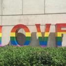 Grand Hyatt Unveils RAINBOW LOVE Sculpture by Laura Kimpton