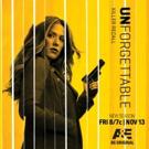 A&E to Premiere Fourth Season of Scripted Crime Drama UNFORGETTABLE, 11/13