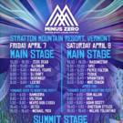 Minus Zero Festival Announces Music Line-Up for April