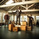 Photo Flash: In Rehearsals for THE RESISTIBLE RISE OF ARTURO UI at Donmar Warehouse