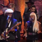 VIDEO: Return to the '70's - Nile Rogers and Chic Perform 'Good Times' on LATE SHOW