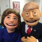 NYC's New World Stages' Puppeteered CLINTON AND TRUMP DEBATE Previews This Monday, Sept. 26