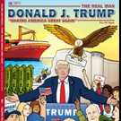 Really Big Coloring Books Releases Donald Trump Coloring Book