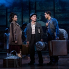 Photo Flash: First Look at Lea Salonga, George Takei & More in ALLEGIANCE on Broadway!