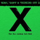 Ed Sheeran Unveils Deluxe Two-Disc CD/DVD Set for 'x - WEMBLEY EDITION'