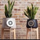 Claire - the Smart, Air-Purifying Flowerpot Launches Kickstarter