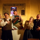 Photo Flash: First Look at Tooting Arts Club's SWEENEY TODD