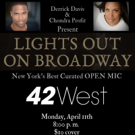 LIGHTS OUT ON BROADWAY Moves to 42West at The OUT Hotel 4/11
