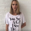 Actress and Model Cara Delevingne Named Girl Up Champion