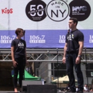 BWW TV: The Cast of American in Paris Makes Us Feel S' Wonderful in Bryant Park
