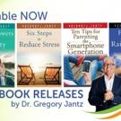 Dr. Gregory Jantz Pens Five New Books