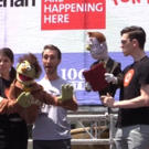 BWW TV: The Puppets of AVENUE Q Invade Bryant Park!