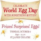 SOMETHING ROTTEN! to Celebrate World Egg Day Next Week
