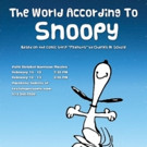 THE WORLD ACCORDING TO SNOOPY Musical Receives Premiere in Texas