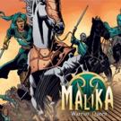 'Malika: Warrior Queen' Graphic Novel is Released