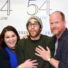 Photo Flash: Darren Criss, Joss Whedon and More Attend GUTENBERG! THE MUSICAL! at Feinstein's/54 Below Photos