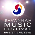 Savannah Music Festival Announces 2016 Season Lineup
