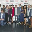 Photo Flash: MOBILE UNIT's HAMLET Celebrates Opening Night at The Public Theater