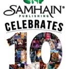 Samhain Publishing Celebrates Tenth Anniversary