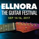 ELLNORA | The Guitar Festival 2017 Dates Announced