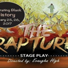 Gospel Musical THE RAPTURE to Arrive at Marcus Center This Winter