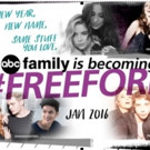 ABC Family to Be Renamed & Rebranded as 'Freeform' Beginning January 2016