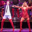Photo Flash: First Look at Taylor Louderman,  Killian Donnelly & Todrick Hall in KINKY BOOTS!