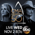 ABC to Air CELEBRATING THE CMA AWARDS WITH ROBIN ROBERTS, 10/31