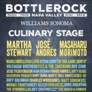 BottleRock Napa Valley Announces 2017 Williams Sonoma Culinary Stage Lineup