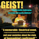 Acclaimed Drama GEIST Returns; Previews Begin Sept. 14 at 4th Street Theater