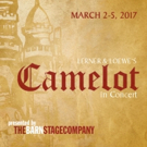 Martin Kildare, Amy Gillette and Paul Kehler to Lead The Barn Stage Company's CAMELOT IN CONCERT