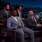 VIDEO: Stars of CAPTAIN AMERICA: CIVIL WAR Visit 'Jimmy Kimmel Live'!