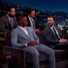 VIDEO: Stars of CAPTAIN AMERICA: CIVIL WAR Visit 'Jimmy Kimmel Live'!