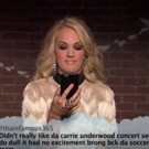 VIDEO: JIMMY KIMMEL LIVE Presents #Mean Tweets - Country Music Edition