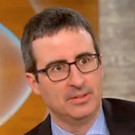 VIDEO: John Oliver: 'Trump's an Open Book and Doesn't Have Many Interesting Words in It'